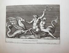 Bartoli Pietro Santi / G.G. De Rossi Roma 1675 42 tav. Raffaello Sanzio Vaticano