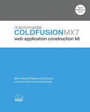 Macromedia ColdFusion MX 7 Web Application Construction Kit-ExLibrary