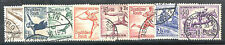 GERMANY REICH - OLYMPIC Yvert # 565/72 Complete Set Used VF