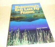Washington's Best Lake Fly Fishing Nathan Caproni *NEW*