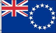 Flag of the Cook Islands 3x5 ft Country National Rarotonga 15 Stars Pacific