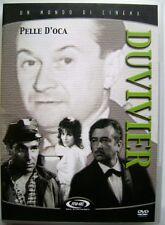 Dvd Pelle d'oca di Julien Duvivier 1963 Usato