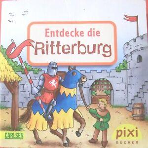 Pixi Buch Nr. 1770 - Entdecke die Ritterburg - 1. Auflage 2010 - aus Sammlung