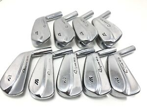 Mizuno MP-14 Forged Iron Set 2-PW (HEADS ONLY) Right Hand