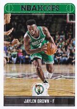 2017-18 NBA Hoops - Jaylen Brown #35 - Boston Celtics