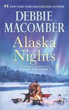 Alaska Nights by Debbie Macomber *#2 Midnight Sons* VG C 2-in-1 book (2017, PB)