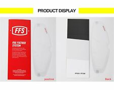 For Ls2 Ff320 328 353 390 397 Helmet Pinlock Part Transparent Anti-fog Patch Bus