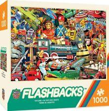 Flashbacks Toyland 1000-Piece Jigsaw Puzzle