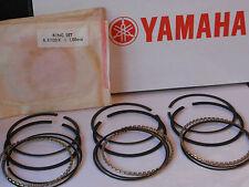 YAMAHA XS750 XS750 SE (1J7) PISTON RING SETS (3)  NOS +1.0mm