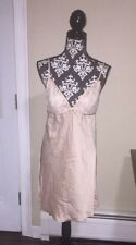 Laundry by Shelli Segal camisole, Size M color Blush, Org $66.00