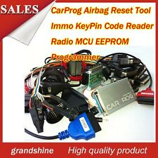 CARPROG Full Set V9.31 Programmer Car Pro With 21 Adapters For Radio MCU EEPROM