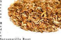 Sarsaparilla Root Loose Herbal Tea - Top Quality Roots - UK STOCK Sarsae Radixi