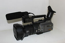 Sony dsr-pd170p 3ccd TELECAMERA PROFESSIONALE PAL VIDEOCAMERA commercianti tested