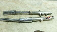 00 Suzuki VL 1500 VL1500 Intruder front forks fork tubes shocks