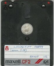 MAXELL 3 Inch CF2 Disc For AMSTRAD PCW & SPECTRUM Computers (f)