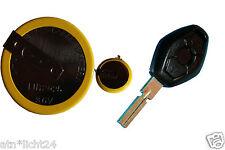 Ersatzakku Batterie für BMW Key Schlüssel Reparatur Akku E39 E46 E53 X3 X5 Z3 Z4