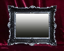 Miroirs art déco blanche rectangulaire pour la décoration intérieure