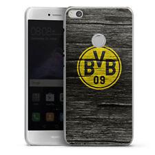 Huawei P8 Lite 2017 Hülle Case Handyhülle - BVB Holzoptik