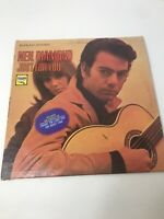 NEIL DIAMOND JUST FOR YOU    LP RECORD BLPS- 217  No inner
