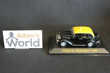 IXO Ford V8 1950 1:43 Taxi Montevideo, yellow / black (JMR)