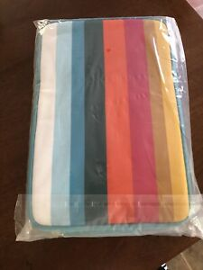M-Edge Trina Turk Sleeve Pouch for 10-in Tablets - Rainbow Bold Stripe Free Ship