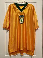 Vintage 90's Sepultura Soccer/Football Jersey Shirt Estimated Size Xl Xxl Brazil