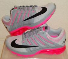 NIKE AIR MAX EXCELLERATE 4 TRAINERS NEW WOMEN'S SIZE 10 GREY/PINK/BLACK/PLAT.