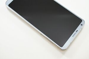 OEM LG G6 H872 H871 US997 LCD with Digitizer and Frame USED ORIGINAL BURN IN