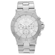 Invicta Men's 1265 Specialty Chronograph Silver Dial Watch
