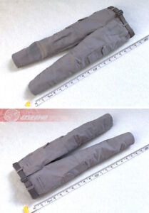 1/6 Scale Grey Overalls Tactical Pants Belt Fit 12'' Phicen TBL Figure Body