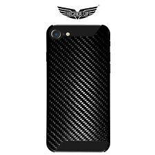 IPhone 7, funda protectora de carbono procedentes de fibra alto brillo-calidad máxima ultra thin
