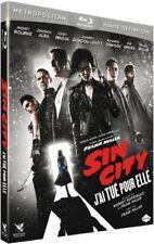 Sin City J'ai asesinado por elle (B.Willis,J.Brolin,J.Alba,M.Rourke) BLU-RAY