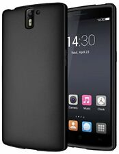 Diztronic Flexible TPU Case for OnePlus One - Matte Black