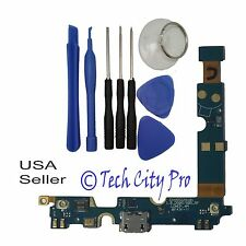 LG Optimus F6 D500 USB Charging Port Dock with Microphone Flex Cable w/ Tools
