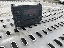 Mercedes Benz A Class W169 W245  CD Radio  Unit A1698206189 05-12