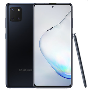 Samsung Galaxy Note 10 Lite SM-N770F/DS 128GB 6GB Dual SIM Unlocked Global Model