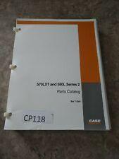 Case 570lxt And 580l Series 2 Backhoes Parts Catalog 7 3341