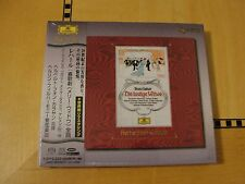 Esoteric SACD - Lehar - The Merry Widow - 2-Disc - Karajan Japan Super Audio CD