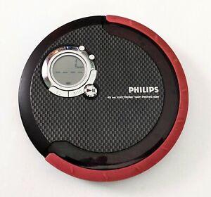 Philips AY5212/17 Portable CD Player Walkman 45 sec Electronic Skip Protection