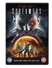 SCREAMERS THE HUNTING starring Gina Holden, Lance Henriksen (N65) {DVD}