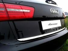 Moldura de portón cromada para Audi A6 C7 Avant 2011-2018 listas
