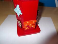 PENCIL POT/DESK TIDY - FOR CHILDREN - HAND MADE