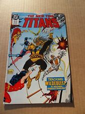 New Teen Titans   (vol 2)   41 .  DC 1987 -    VF