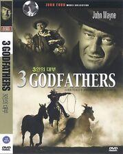 3 Godfathers (1948) John Ford / John Wayne DVD NEW *FAST SHIPPING*