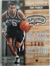 2013-14 NBA Hoops Class Action #12 Tony Parker San Antonio Spurs Basketball Card