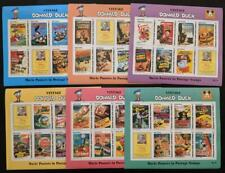 EDW1949SELL : GUYANA 1993 Sc #2769-71, 2773-75 Disney Cplt set of 6 shts 10 of @