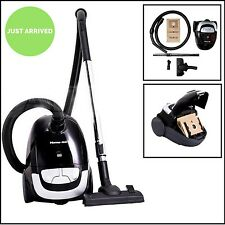 Bagged Vacuum Cleaner 800w 5 metre cable with auto-rewind
