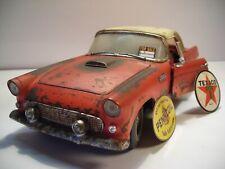 1:18 Ford Thunderbird 1955 Bird Scheunenfund Tuning weathered Mustang Barn find