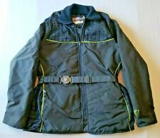Vintage Arctic Cat Snowmobile Jacket with Belt Arctic Wear Mens Large Tall