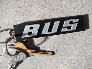 VW Volkswagen Bus Keyring Keychain   Vanagon   Camper   T25   T3   Transporter  